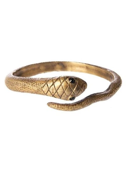 ALKEMIE Large Snake Bangle