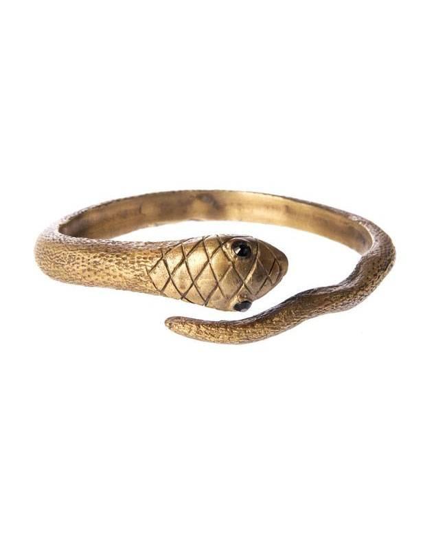 ALKEMIE Large Snake Bangle