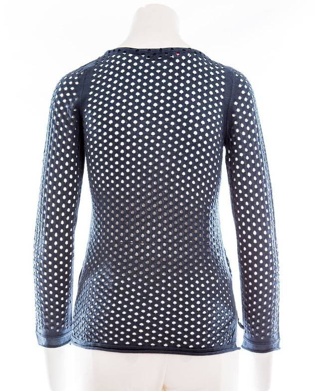 ALDO MARTINS Congo Laser Cut Long Sleeve