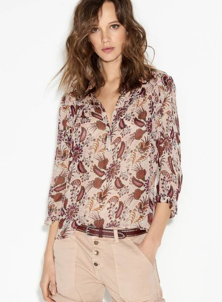 ba&sh Yuppie Blouse