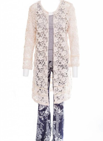 Joyce & girls J&G REBECCA LACE JACKET