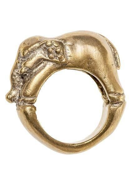 ALKEMIE Elephant Ring