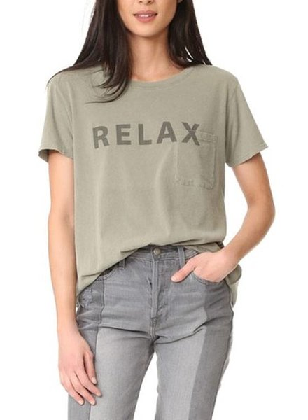 ELIZABETH & JAMES Relaxed T-Shirt