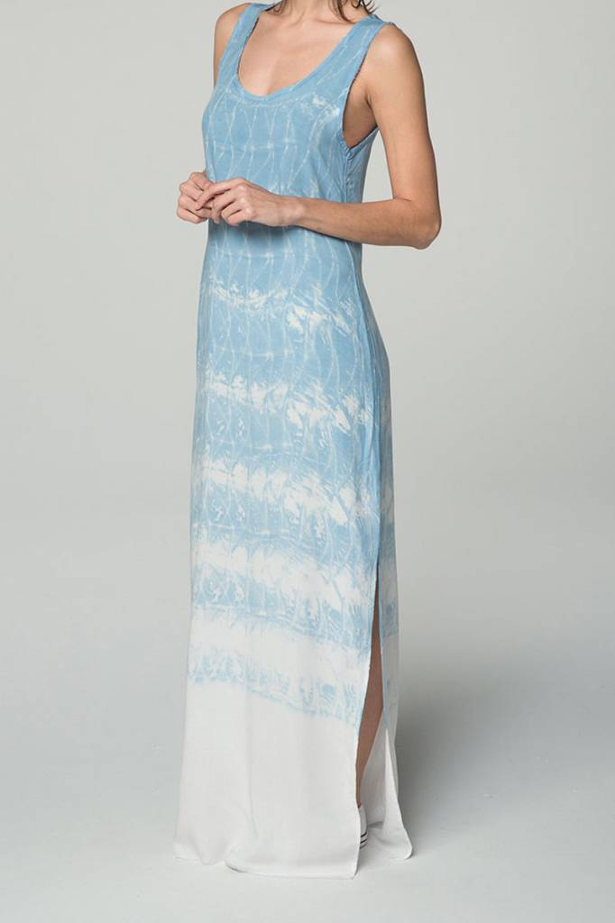 SUNDAYS The Zuma Slit Dress