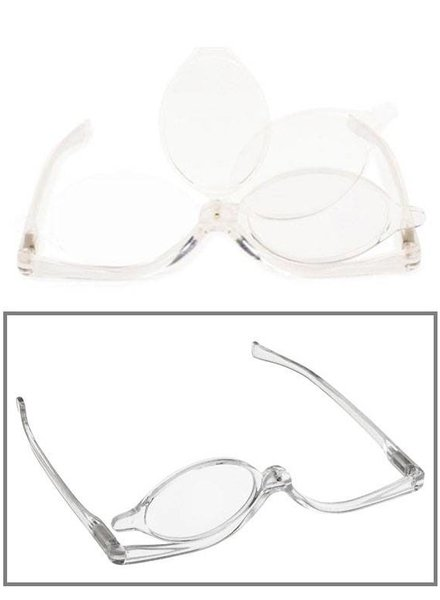 KIKKERLAND MAKE-UP GLASSES