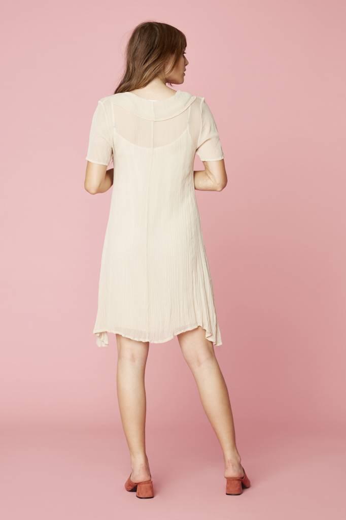 LACAUSA Emanuel Mini Dress