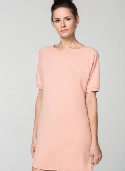 SUNDAYS The Yogi T-Shirt Dress