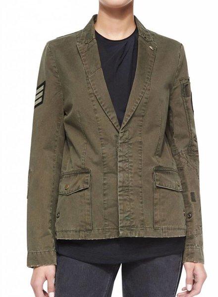 Zadig & Voltaire Virginia Grunge Jacket