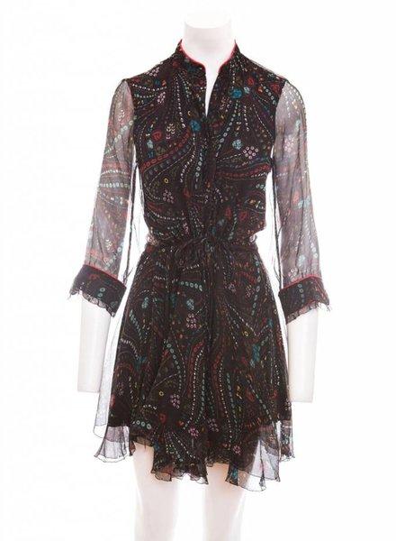 Zadig & Voltaire Ranil Psyche Deluxe Dress