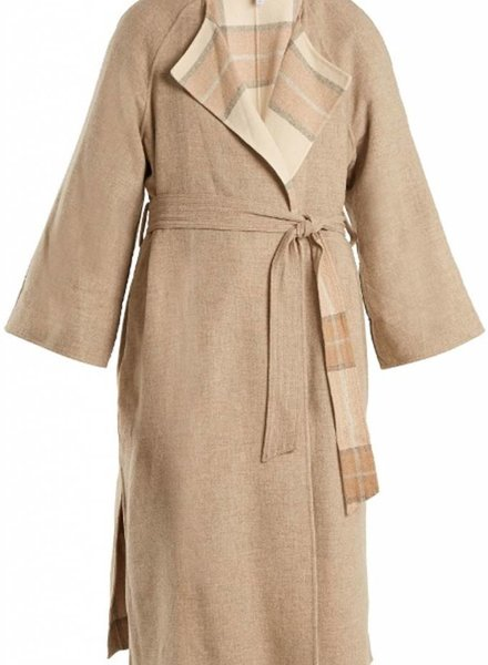 ELIZABETH & JAMES Alrick Raglan Reversible Coat