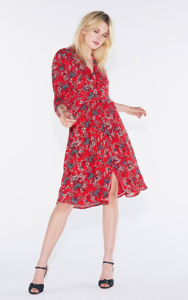ba&sh Eden Dress