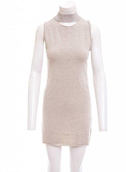 SUNDAYS The Chai Turtleneck Dress