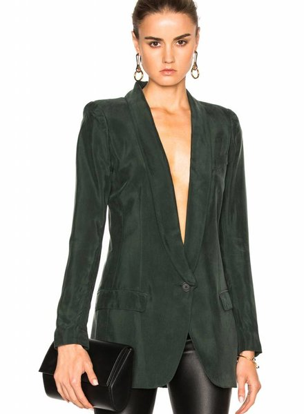 SMYTHE Long Shawl Collar Blazer