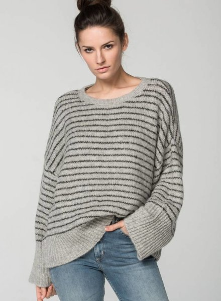 SUNDAYS The Striped Ganges Oversized Sweater