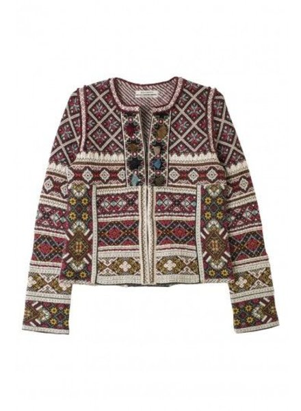 ALDO MARTINS Zip Jacket