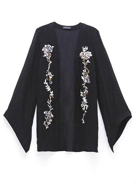 AS by DF Canyon Child Silk Kimono