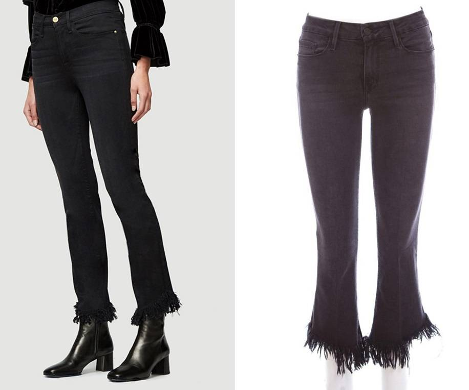 Here's the Skinny on Fall Denim Trends…