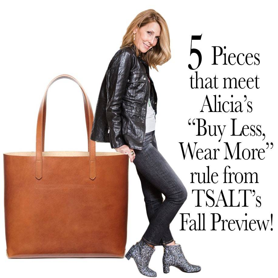 My Cost Per Wear Strategy (Just in Time for Tomorrow's Sip & Shop!)