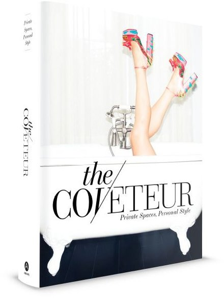 Hachette Coveteur: Private Spaces, Personal Style