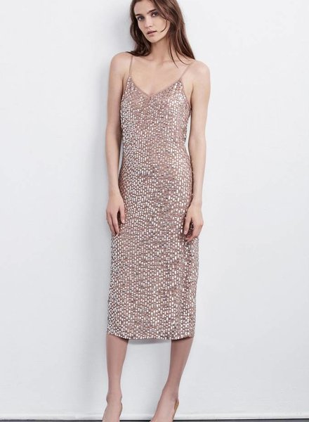 VELVET Kanika Sequin Dress