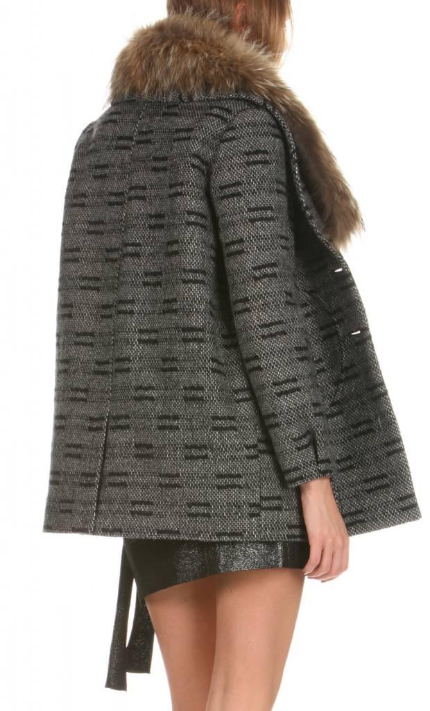 ba&sh Perle Coat