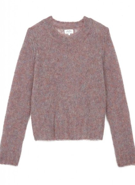 HARTFORD Marled Mohair Sweater