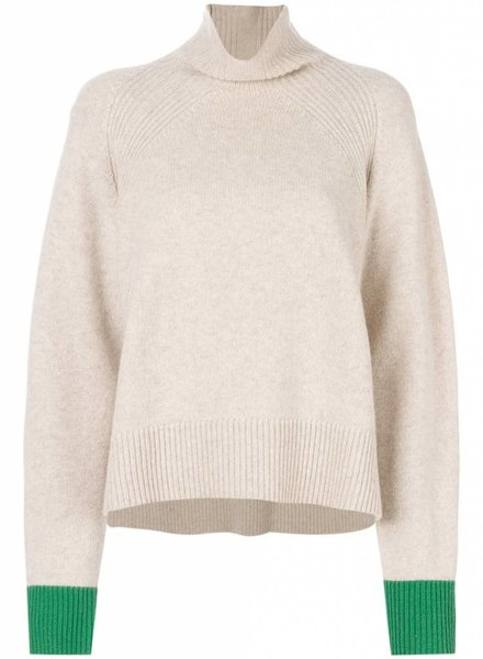 Zadig & Voltaire Cea Mw Roll Neck Sweater