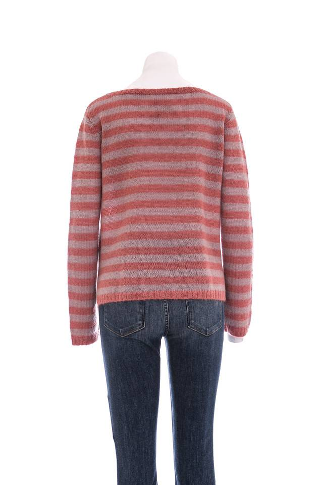 Day Crewneck Striped Sweater