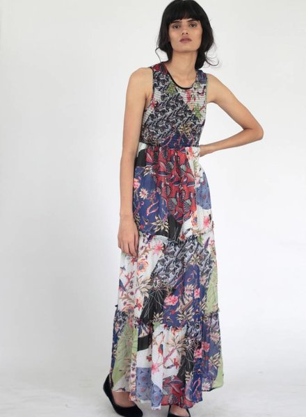BANJANAN FALCON MAXI DRESS