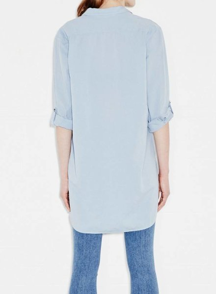 MIH OVERSIZED SHIRT ASHE BLUE
