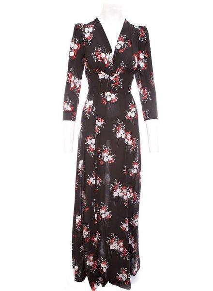 Tara Jarmon Maxi Floral Dress