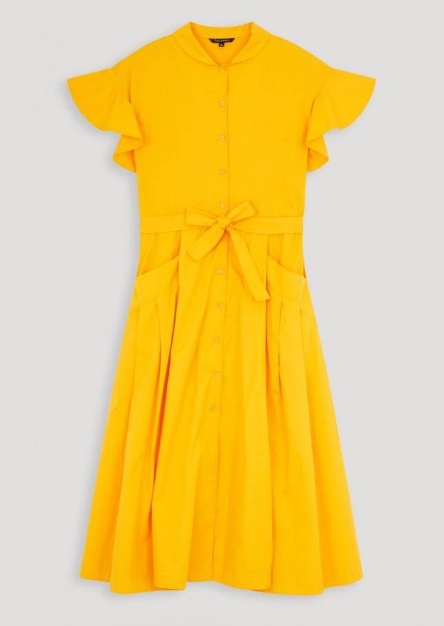 Tara Jarmon TIE DRESS