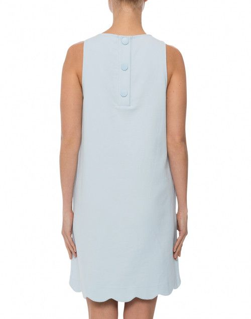 Tara Jarmon BLUE SHIFT DRESS