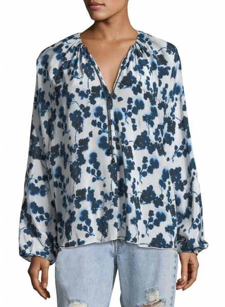 ELIZABETH & JAMES LUCIA P. L/S TOP WITH ROPE TIE