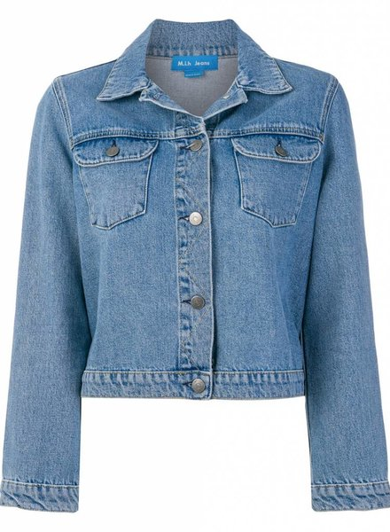 MIH MIH SUNLAND DENIM JACKET