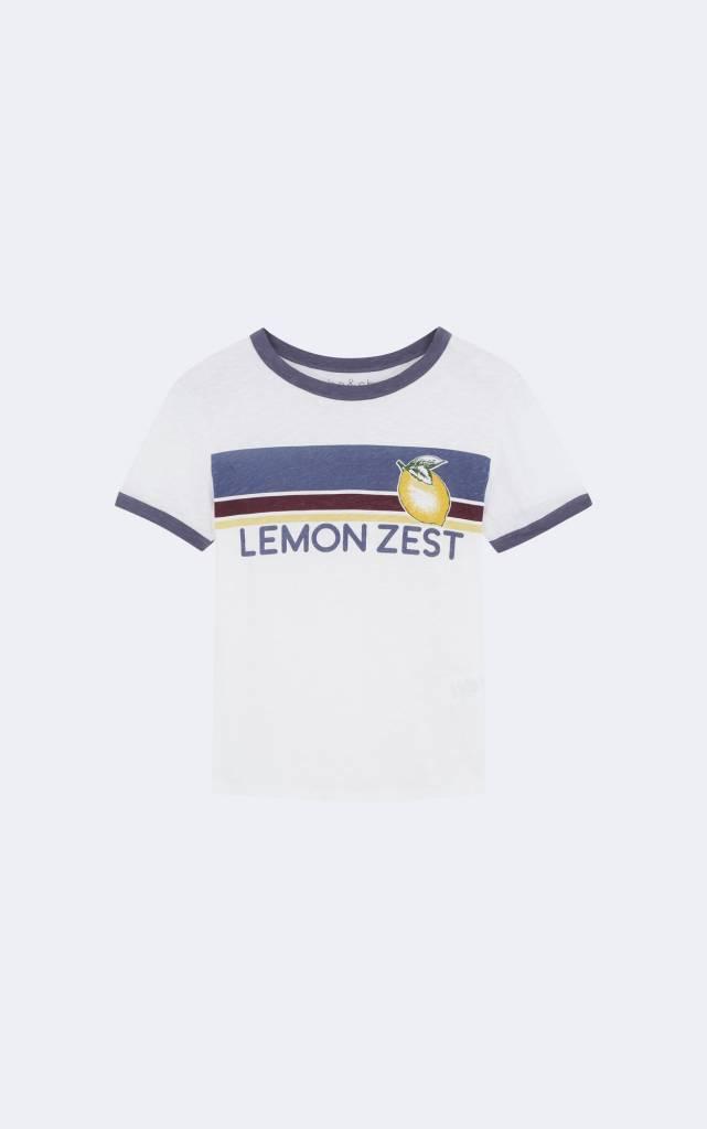 ba&sh LEMON ZEST TEE
