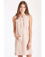 ANOTHER LOVE ANNA HOODED DRESS