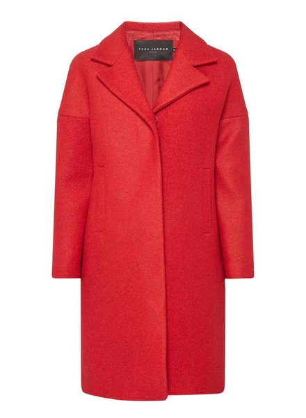 Tara Jarmon DRAPED CAR COAT