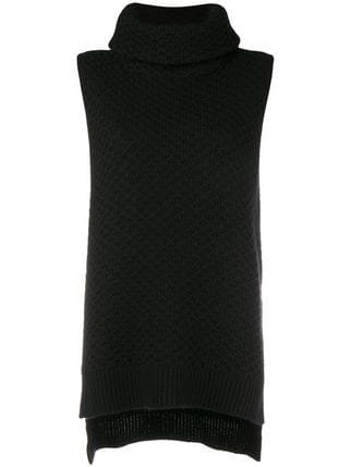 Zadig & Voltaire GRACE SLEEVELESS SWEATER