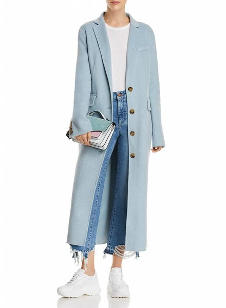 ELIZABETH & JAMES RUSSELL LONG CLASSIC COAT