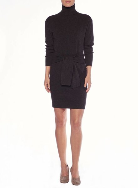 BROCHU WALKER JUDSON TIE FRONT DRESS