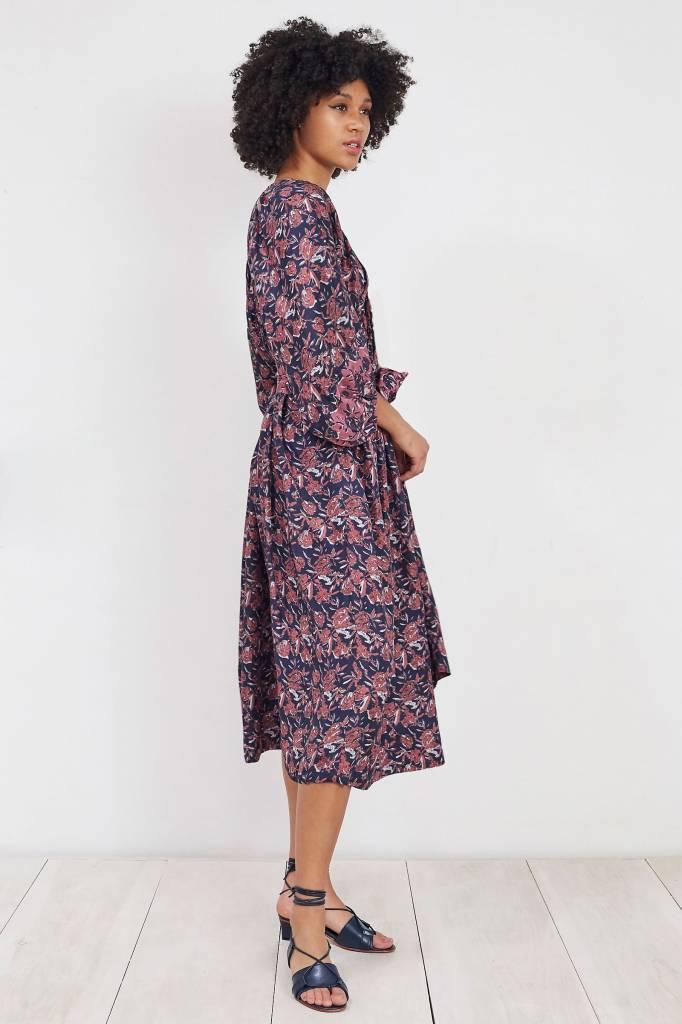 APIECE APART FEMKE PINTUCK DRESS