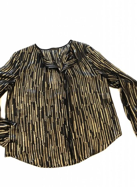 Tara Jarmon BLOUSE WITH FULL SLEEVE