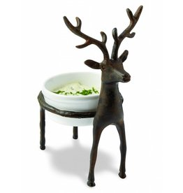 MUD PIE DEER MINI DIP CUP SET