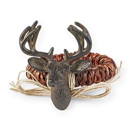 MUD PIE DEER NAPKIN RING