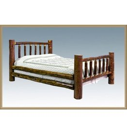 MONTANA WOODWORKS, INC GLACIER QUEEN BED