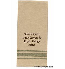 PARK DESIGNS GOOD FRIENDS