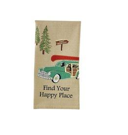PARK DESIGNS FIND YOUR HAPPY PLACE TOWEL