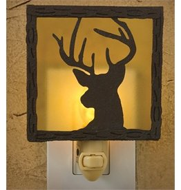 PARK DESIGNS DEER NIGHT LIGHT