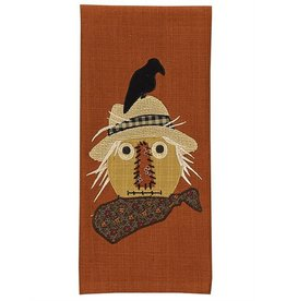 PARK DESIGNS SCARECROW APPLIQUE DT